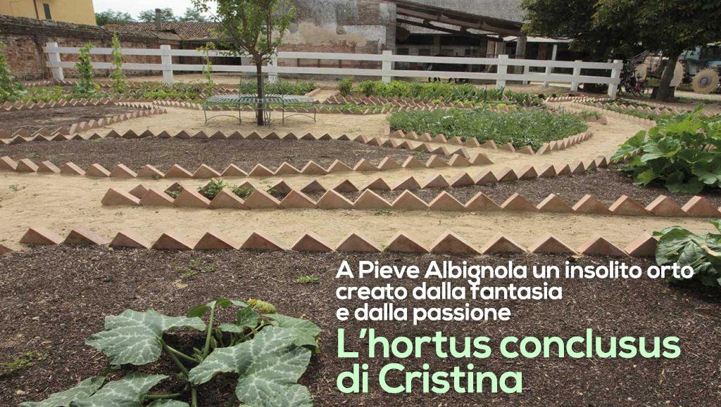 Oltre n. 171 - Pieve Albignola, orto giardino